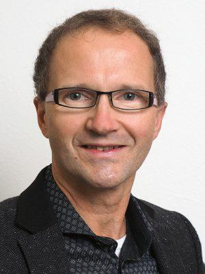 Dr. Andreas Loos ist Dozent des Theologischen Seminars St. Chrischona (tsc) für Systematische Theologie.