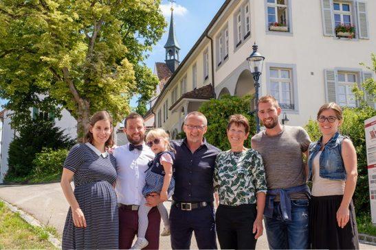 tsc-Jahresfest 2018: Familie von Rotz