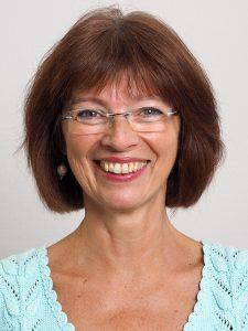 Elke Schlabach, tsc-Mitarbeiterin