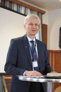 Forum Kommunikative Theologie 2019: Referent Dr. Stefan Felber
