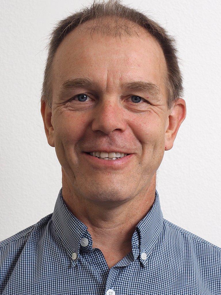 Gerhard Wagner, tsc-Mitarbeiter für Buchhaltung, Rechnungswesen und Personaladministration