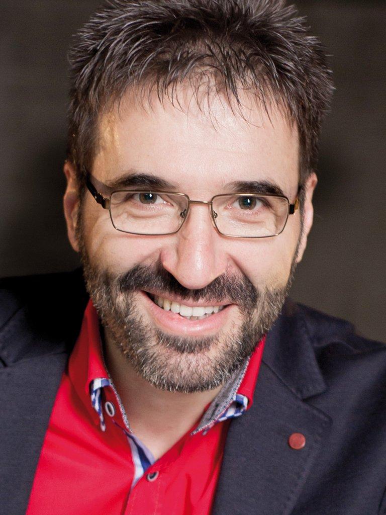René Winkler, tsc-Mitarbeiter für Alumni-Arbeit, Vernetzung und Weiterbildung