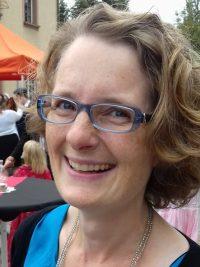 Simone Loos, tsc-Mitarbeiterin