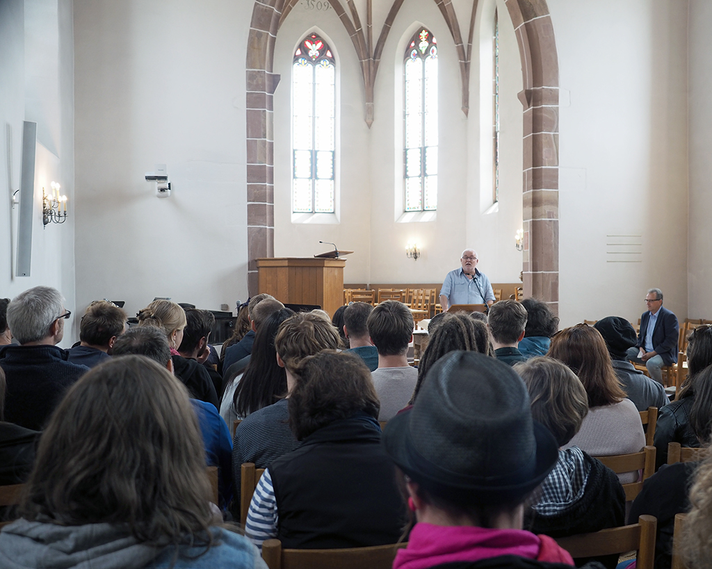 Semesterabschlussgottesdienst des Frühlingssemesters 2019 am Theologischen Seminar St. Chrischona (tsc)
