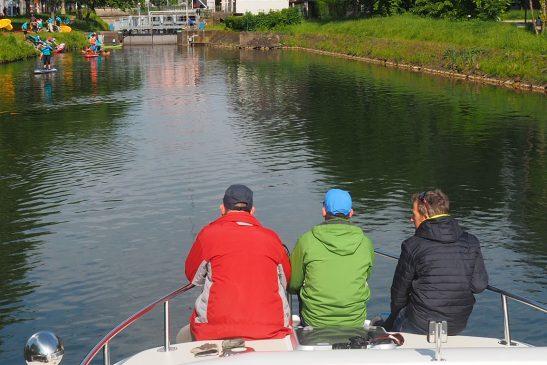 tsc-Hausbootwoche für Männer: Unterwegs auf dem Kanal (3zu1)