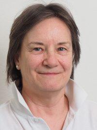 Barbara Trebing, stellvertretende Leiterin tsc-Bibliothek