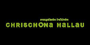 Logo Chrischona Hallau