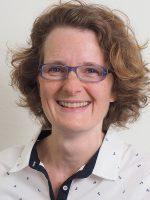 Simone Loos, tsc-Mitarbeiterin Administration