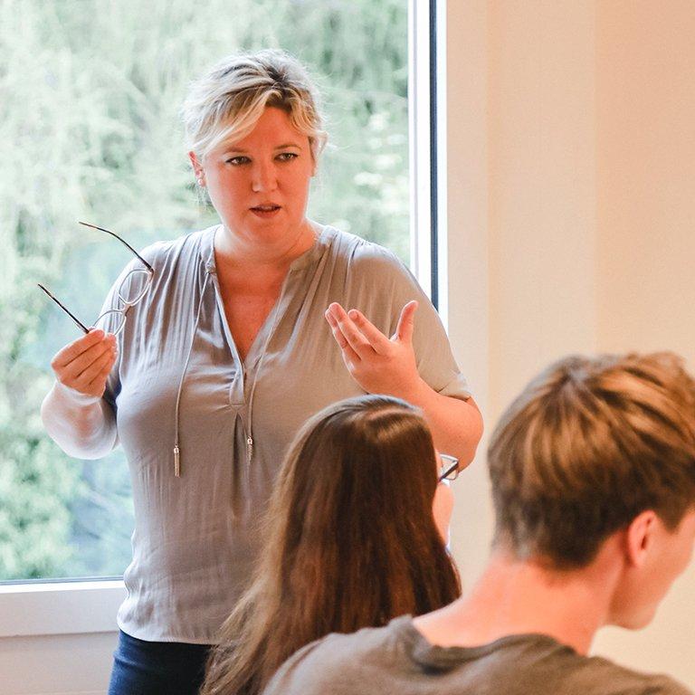 Freitagsseminare im tsc-Jahreskurs: Susanne Hagen (1zu1)