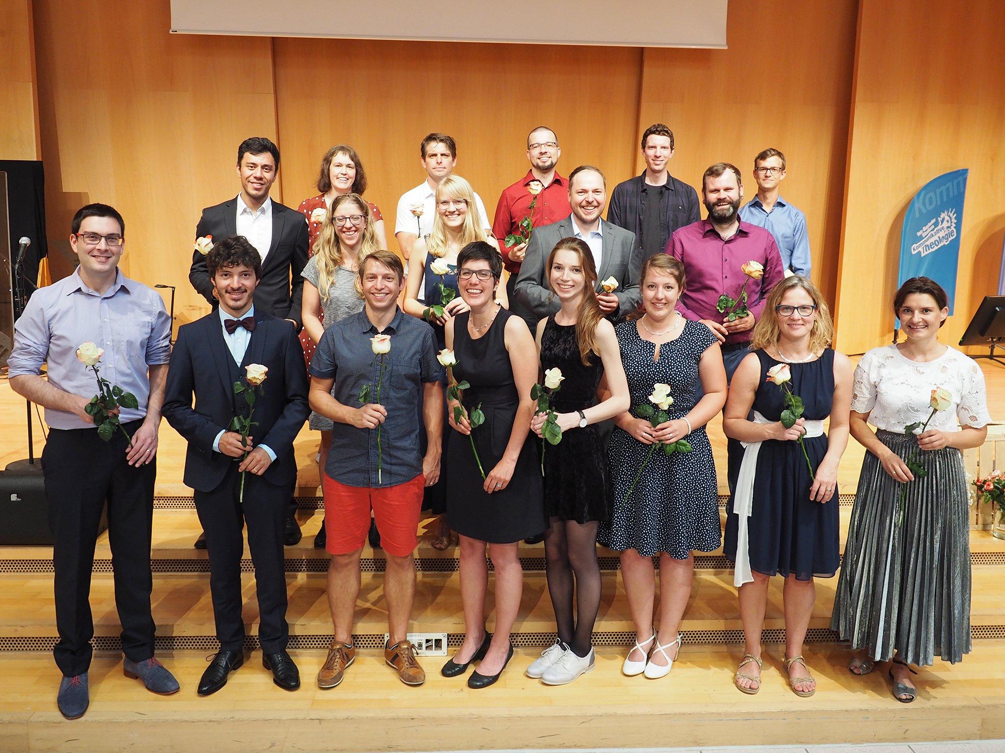tsc-Graduierungsfeier 2019: Absolventen