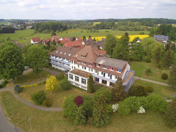 Seminarhaus des Flensunger Hofs in Mücke (Deutschland)