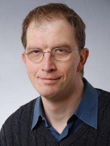 Portraitfoto von Uli Zeller (4:3)