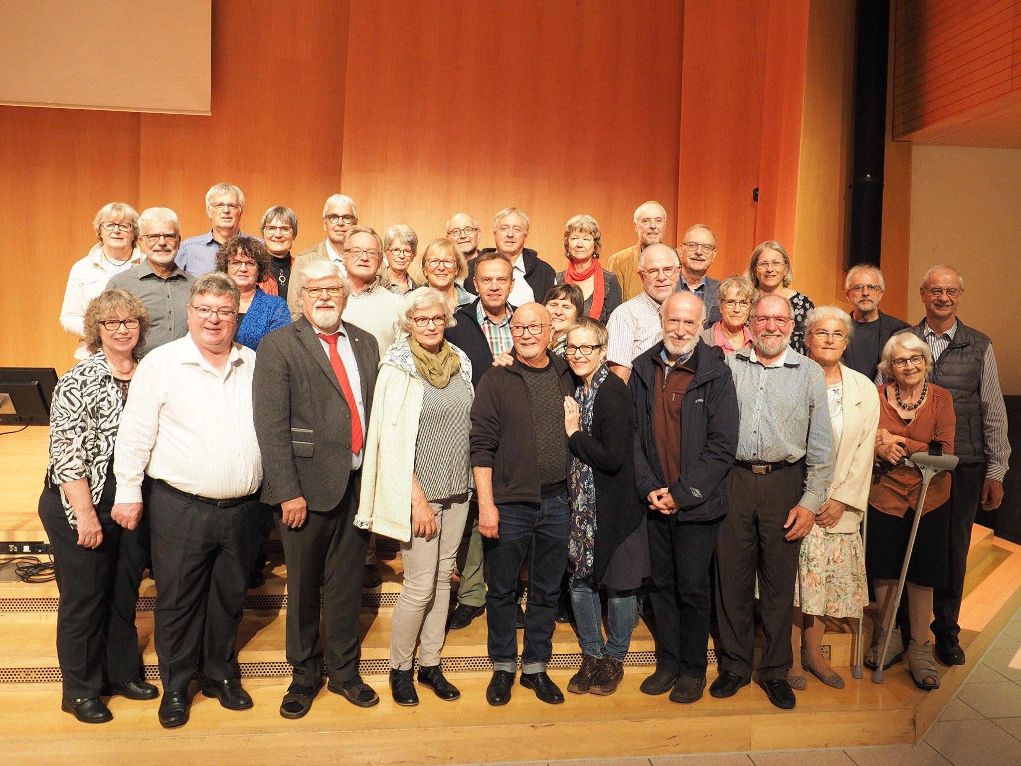 tsc-Jubiläumstreffen 2019: 40 Jahre Jubiläum (Abschlussklasse 1979)