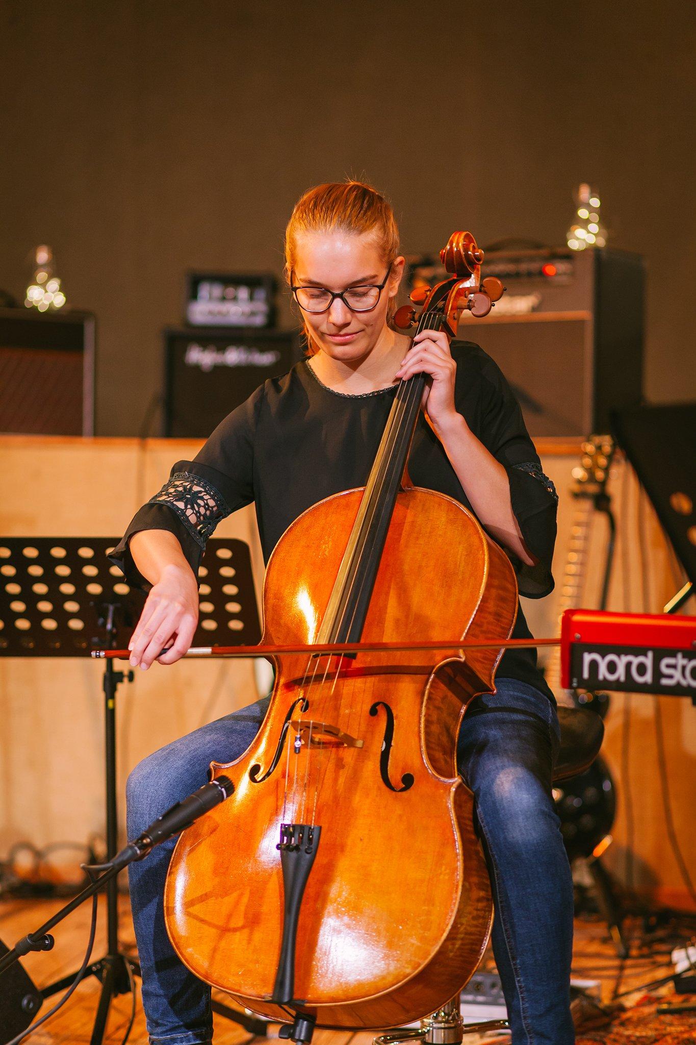 Eben-Ezer-Sessions am 18.10.2019: Johanna Peter (Foto: Knut Burmeister, ALLTAG)