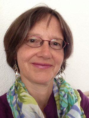 Monika Riwar, Gastdozentin für Seelsorge und Psychologie