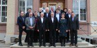 Verein tsc: Gruppenfoto der Mitgliederversammlung am 7.12.2019 (1500x500px)