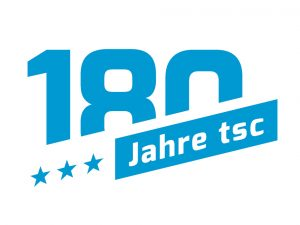 Logo 180 Jahre tsc