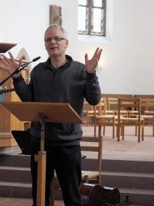 Gottesdienst 180 Jahre tsc am 11.3.2020: Claudius Buser, Dozent für Kirchengeschichte