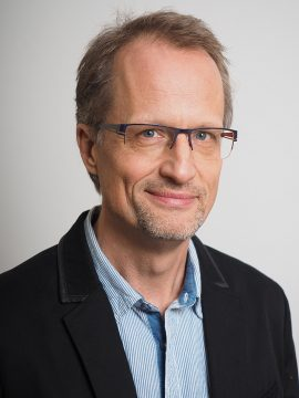 Beat Ungricht (Regionalleiter Chrischona Schweiz) leitet das Team der tsc-Netzwerk-Konferenz.