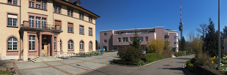 Chrischona-Campus mit Brüderhaus und Konferenzzentrum im März 2020 (1500x500px)