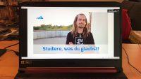Webinar für Studieninteressierte am 13.05.2020: Studiere, was du glaubst!