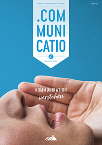Communicatio-Magazin 1/2020: Kommunikation verstehen (212x300px)