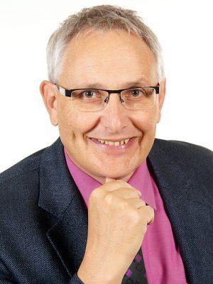 Daniel Zwiker, tsc-Gastdozent für Seelsorge in Ehe und Familie