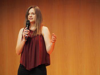 tsc-Graduierungsfeier 2020: Desirée Kratzat