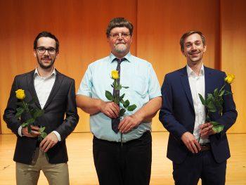 tsc-Graduierungsfeier 2020: Autoren der besten Bachelorarbeiten