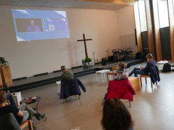 tsc-Netzwerk-Konferenz 2020: Übertragung in der Chrischona Schöftland-Rued