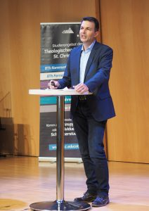Forum Kommunikative Theologie 2021: Marc Jost