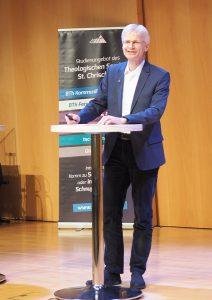Forum Kommunikative Theologie 2021: Stefan Felber