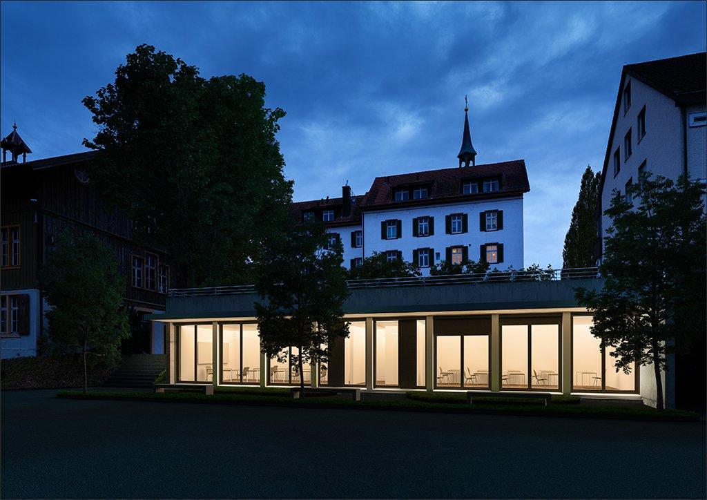 Spendenprojekt Eben-Ezer-Halle: Visualisierung der Unterrichtsräume am Platz der Musik