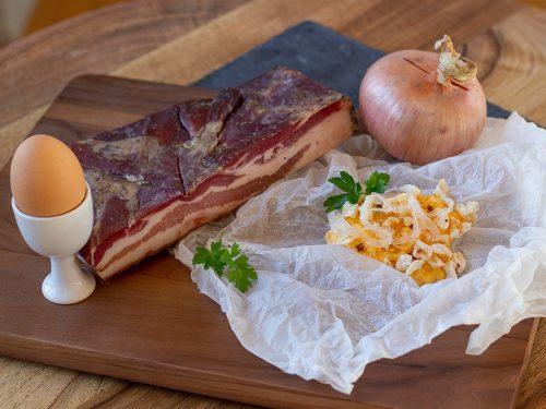 Foodnote Coffeehouse: Herzhaftes Frühstück