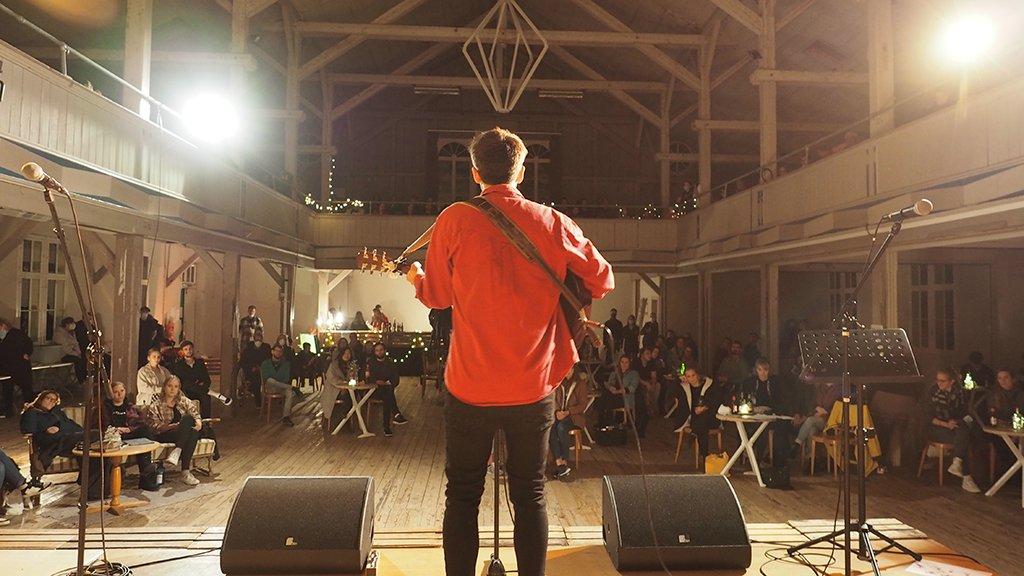 Spendenprojekt Eben-Ezer-Halle: Konzertabend der tsc-Studierenden