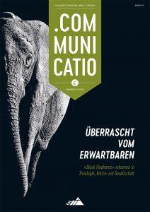 Communicatio-Magazin 1/2021: Überrascht vom Erwartbaren (724x1024px)