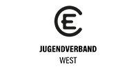 Logo des EC Jugendverbands West (200x100px)