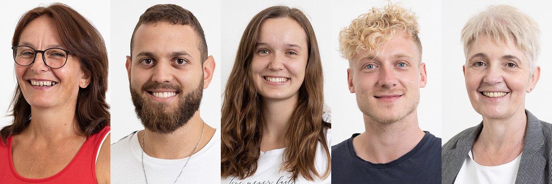 tsc-Ersties 2021: Dorothea, Ruben, Debora, Florian und Beatrice (1500x500px)
