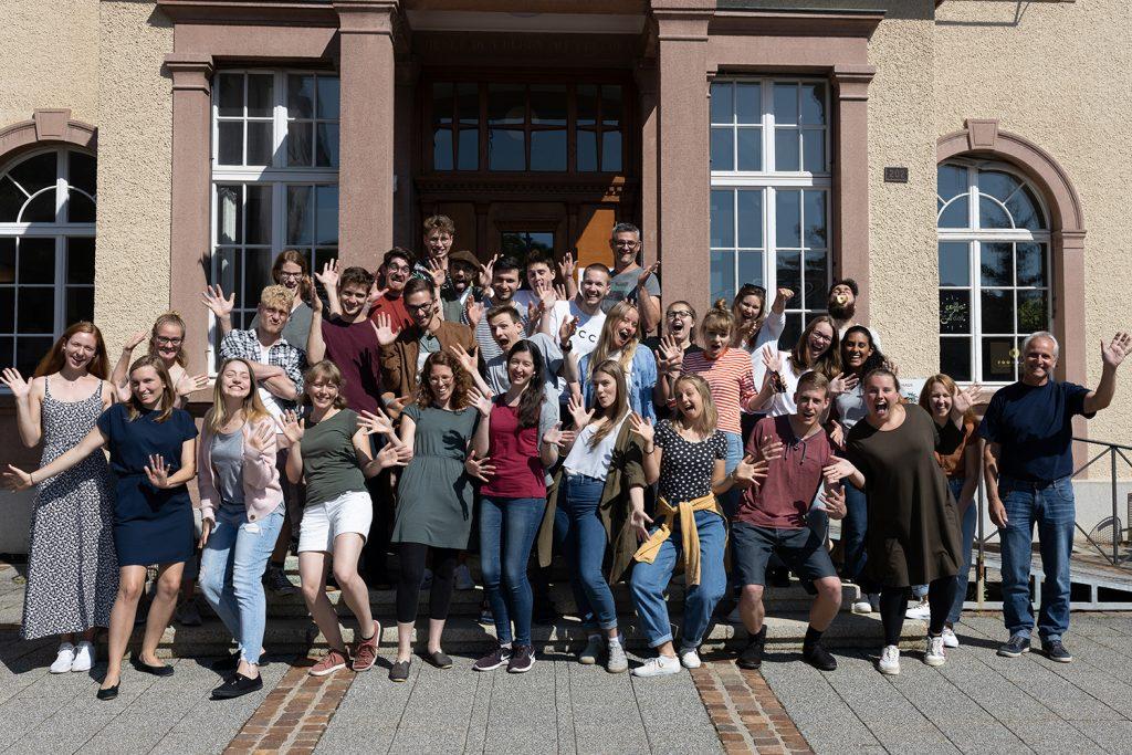 Die Studentinnen und Studenten im Bachelor-Studiengang Theologie & Musik stellen die grösste Gruppe im Studienjahr 2021/22.